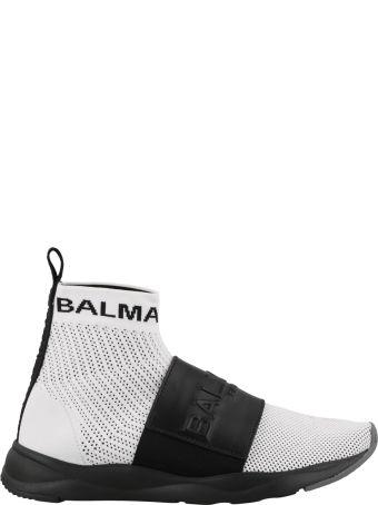 Balmain Running Cameron Sneakers