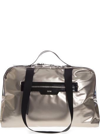 Gianni Chiarini Polyester Platinum Shoulder Bag