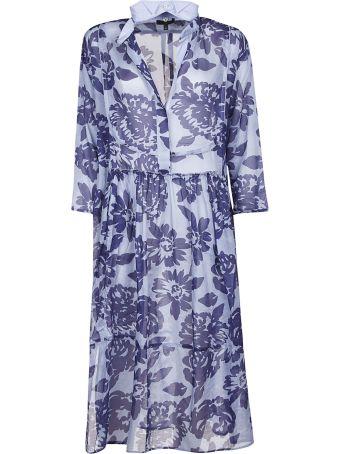 Jejia Printed Long Dress