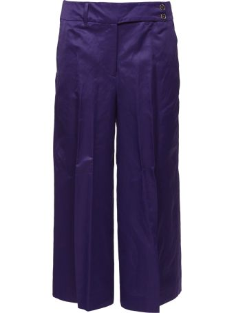 PT01 Judy Cropped Trousers