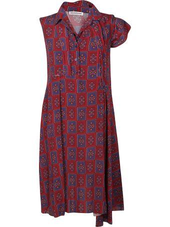 Balenciaga Msgm Chemisier Dress