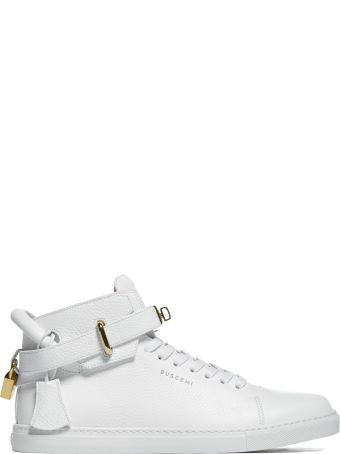 Buscemi Padlocked Sneakers