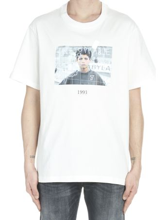 Throw Back 'young Cristiano Ronaldo' T-shirt