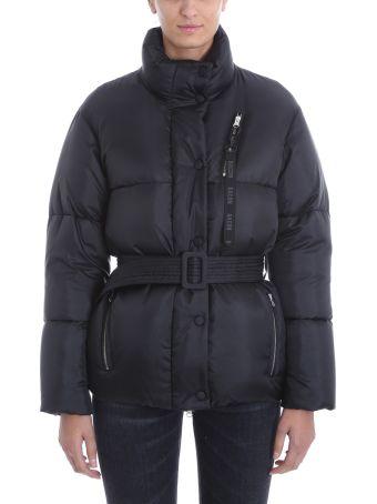 Bacon Clothing Cropped Puffer Jacket