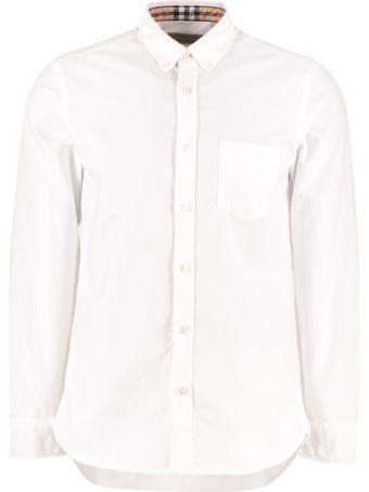 Burberry Cotton Button-down Shirt
