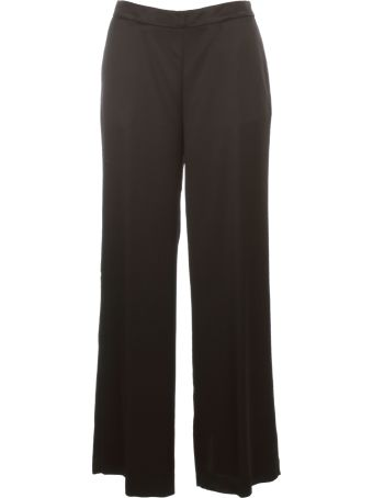 Kiltie & Co. Jo Flared Pants Elastic Behind