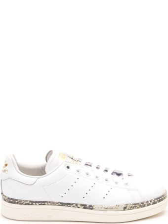 Adidas Adidas Stan Smith New Bold Leather Sneakers