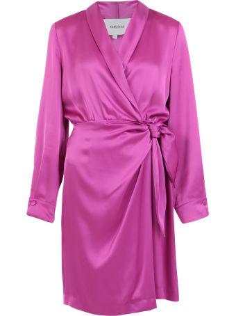 Nanushka Wrap-style Dress
