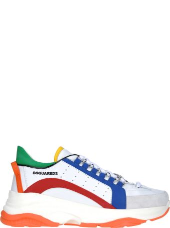 Dsquared2 D Squared Bumpy New Sneaker