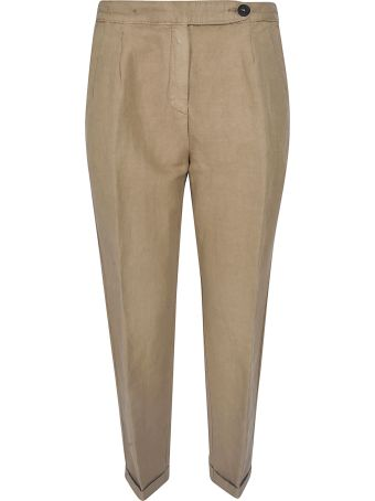 Massimo Alba Side Buttoned Trousers