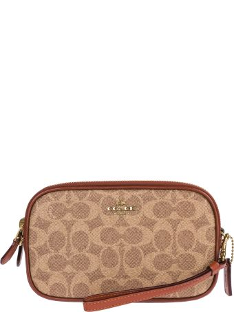 Coach  Cross-body Messenger Shoulder Bag