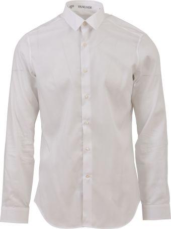 Vangher Cotton Shirt White