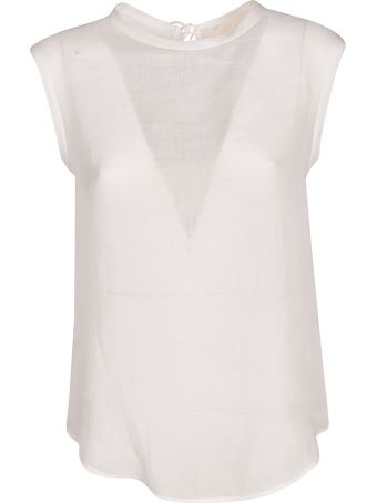 Tela Rapanello Sheer Top