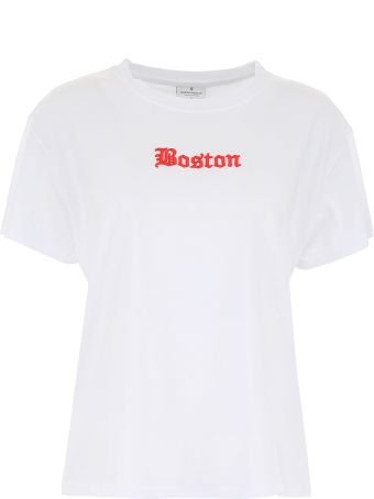 Marcelo Burlon Oversized Boston T-shirt