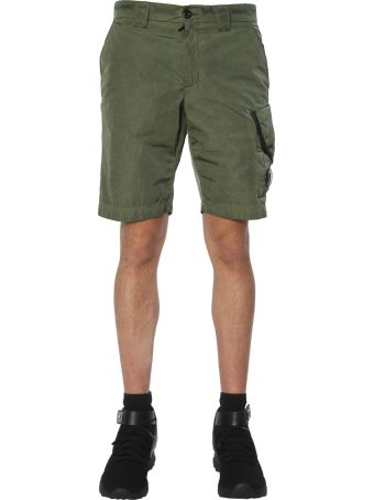 C.P. Company Chrome Shorts