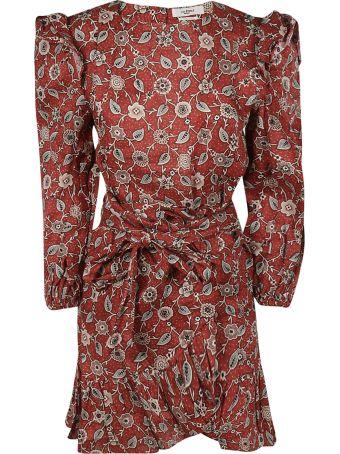 Isabel Marant Printed Dress