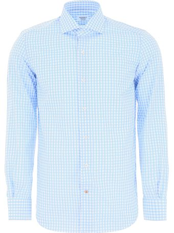 Mazzarelli Check Shirt