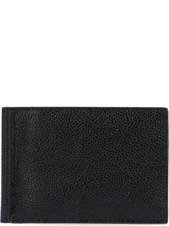 Thom Browne Money Clip Wallet