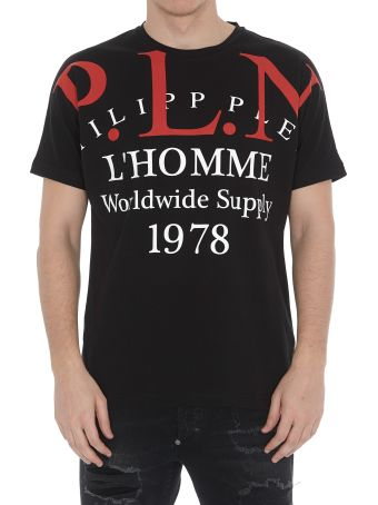 Philipp Plein T-shirt With Print On Front