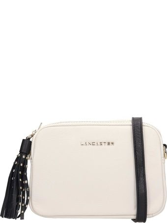 Lancaster Paris Beige Leather Ana And Annae Bag