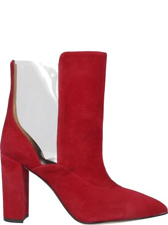 Paris Texas Cut-out Detailed Boots