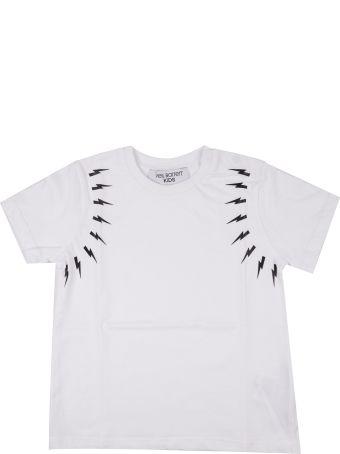 Neil Barrett Kids T-shirt