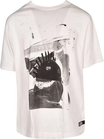 U.P.W.W. Graphic Print T-shirt