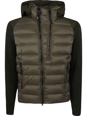 C.P. Company Double Zip Hooded Padded Jacket