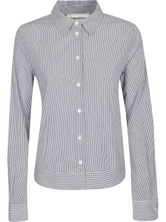 SEMICOUTURE Plain Fitted Shirt