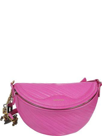 Balenciaga Extra Small Souvenir Quilted Shoulder Bag