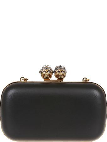 Alexander McQueen Skull Ring Clutch