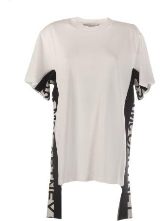 Stella McCartney Logo Striped T-shirt