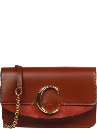 Chloé C Plaque Mini Shoulder Bag