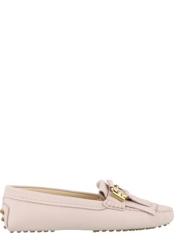 Tod's Fringe Ring Loafers