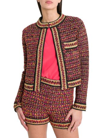 M Missoni Short Tweed Jacket