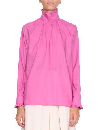 Gucci Cotton Silk Shirt