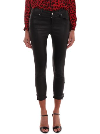 RTA Leather Trousers