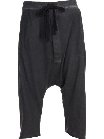 Thom Krom Drop Crotch Shorts
