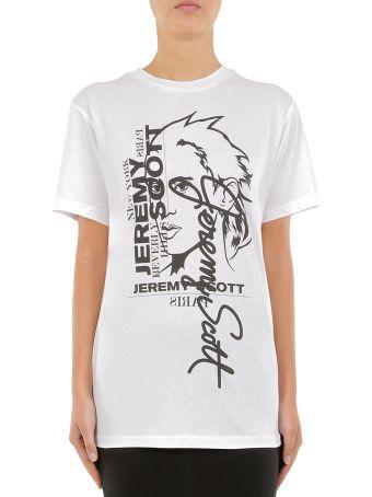 Jeremy Scott Jeremy Scott Cotton T-shirt