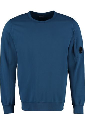 C.P. Company Cotton Crew-neck Sweatshirt