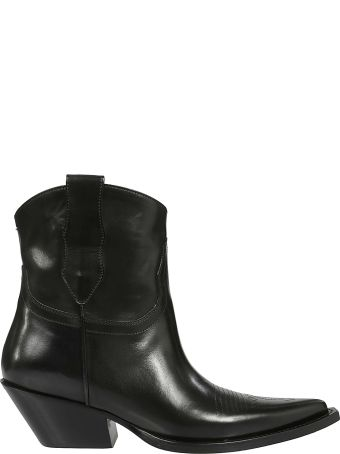 Maison Margiela Pointed Ankle Boots