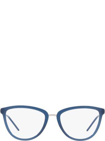 Emporio Armani Emporio Armani Ea3137 Blue Avio Milky Glasses