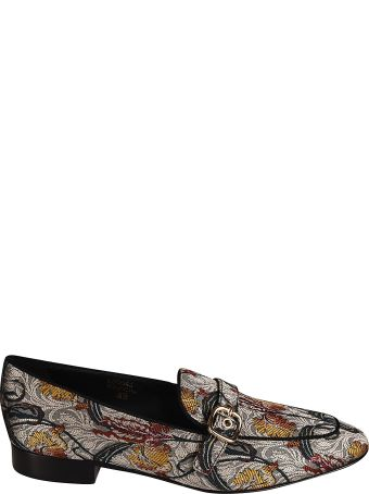 Church's Floral Print Loafers