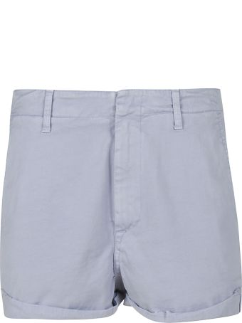 Dondup Bermuda Jaele Patch Shorts
