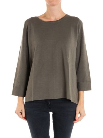 Hemisphere Wool Blend Sweater