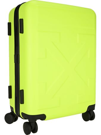 Off-White Off White Quote Luggage