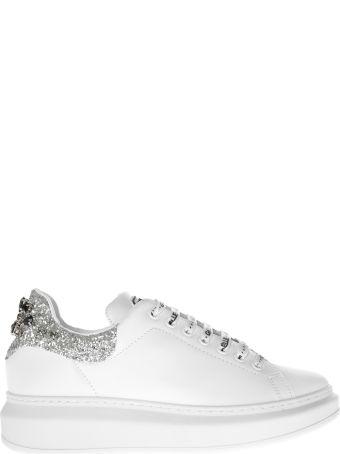 Gaelle Bonheur Embellished Sneakers