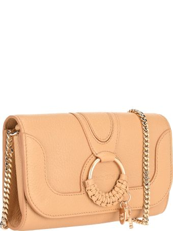 See by Chloé See By Chloe' Hana Wallet Chain