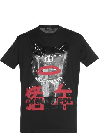 Dsquared2 Cotton T-shirt