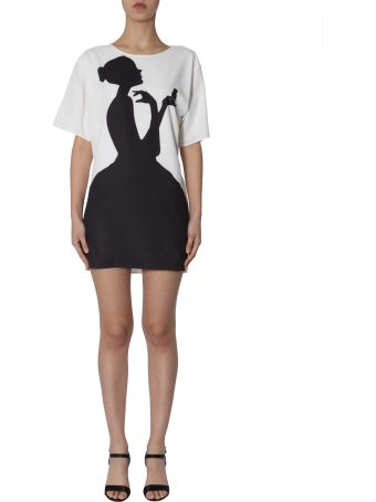 Boutique Moschino Printed Dress